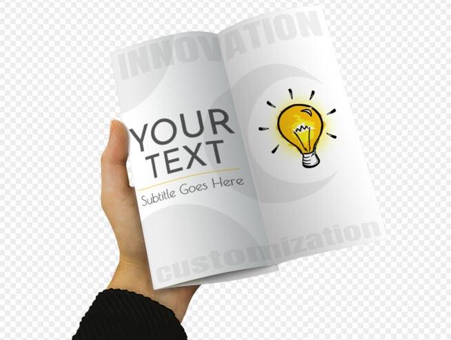 Corporate brochures